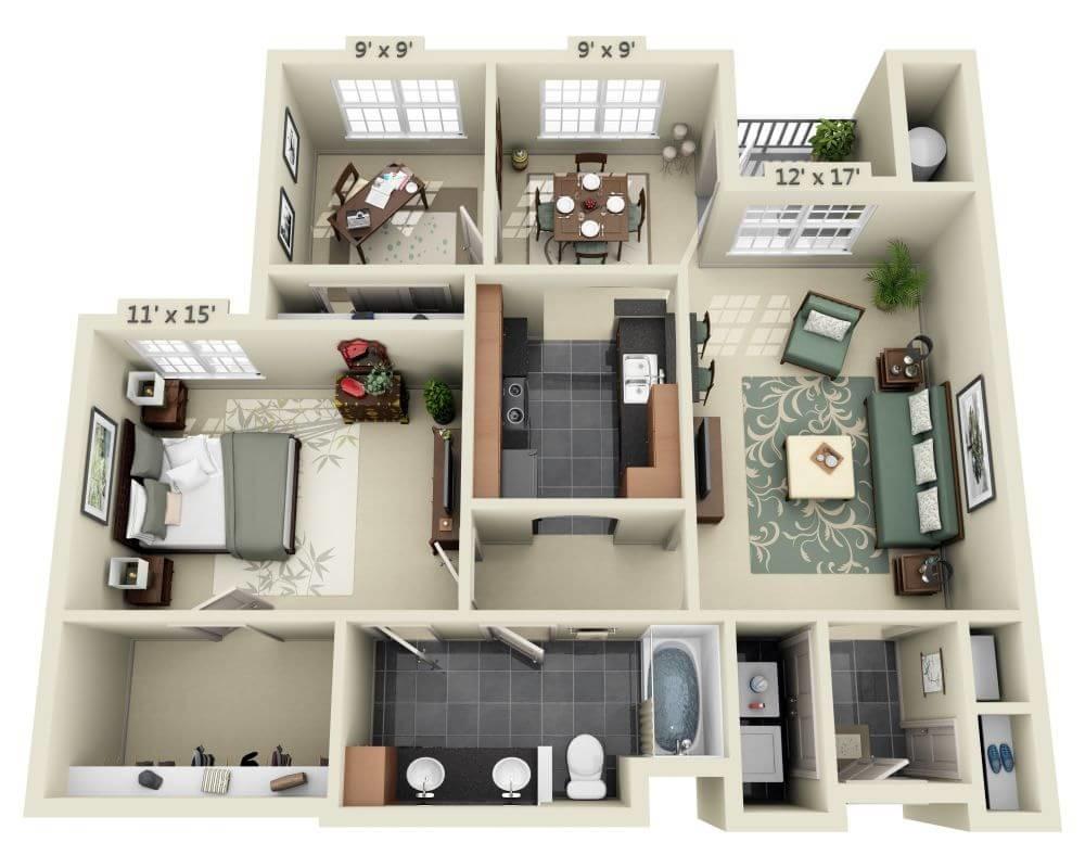 英国大学怎么分配宿舍 -异乡好居